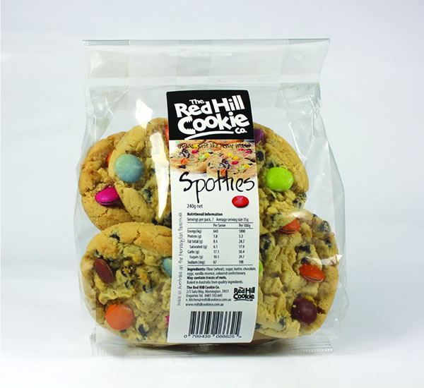 Cookie Labels - The Red Hill Co.