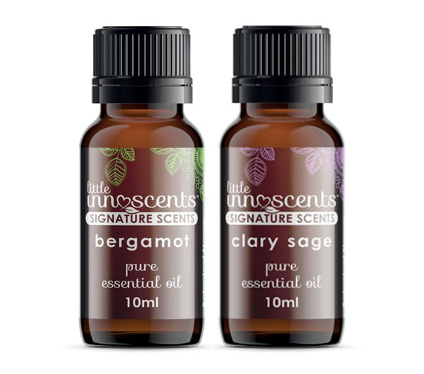 Essential Oil Labels - Little Innoscents