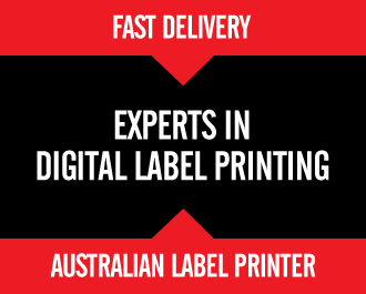 Fast Delivery - Experts in Digital Label Printing - Australian Label Printer